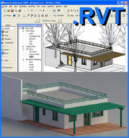 Revit cottage
