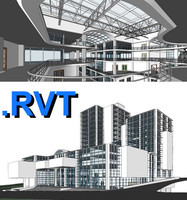 Revit multi purpose building 06