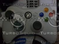Xbox 360 joystick (front)