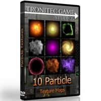 10 Particle Texture Maps