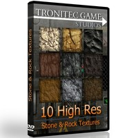 10 High Res Stone & Rock Textures