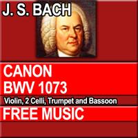 J.S. BACH - CANON BWV 1073