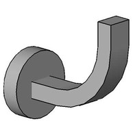 Baluster Round HandRail bracket (NZ)