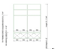 CMSIAC - WINDOW AWNING (2 UNITS)