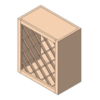 Cabinet - Wall Lattice