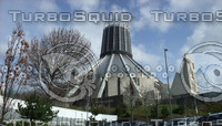 Christ The King Catholic Cathedral, Liverpool, United Kingdom