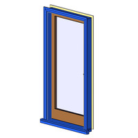 Ext Single-In Timber-1Lite (NZ)
