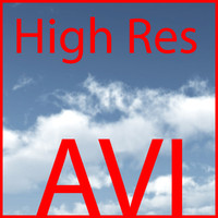 High Resolution Clouds Animation