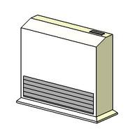 Gas heater floor (NZ)