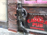 John Lennon - Mathew Street, Liverpool, United Kingdom