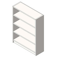 Parametric Bookshelf