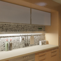 Arclinea Wall Light / Hanging Rail