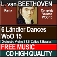 L. van BEETHOVEN - 6 Laendler Dances WoO 15