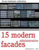 15 Modern facade