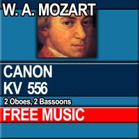 W.A. MOZART - CANON KV 556