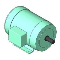 NEMA TEFC Motor