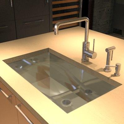 Plumbing Faucet Blanco_Render_01.png