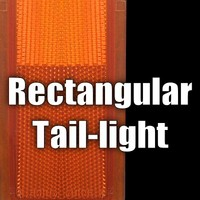 Rectangular_Oblong_Tail_Light.psd