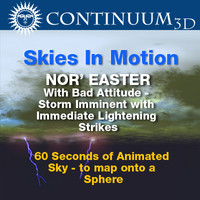 Skies In Motion - NOR EASTER WITH BAD ATTITUDE