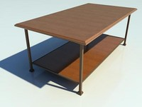 Living Room Table Furniture Set