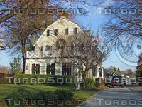 The Amityville Horror House, Long Island, New York