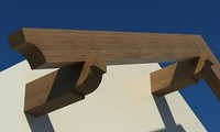 Rafters - Timber - Gable