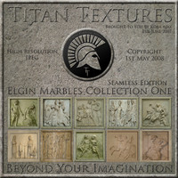 Elgin Marbles Collection One