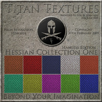 Hessian Collection One
