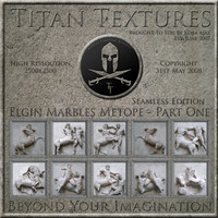 Elgin Marbles Metope - Part One