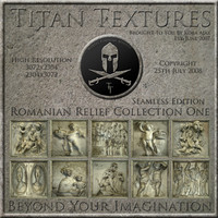 Romanian Relief Collection One