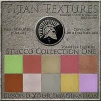 Stucco Collection One