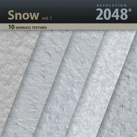 Snow Textures vol.1