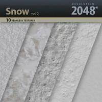 Snow Textures vol.2
