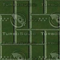 Slate Tile - Green