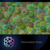 Multi-color 3D Dots - CG Texture
