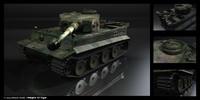 PzKpfw VI Tiger poster