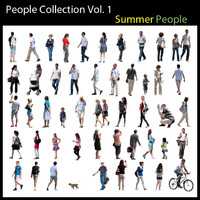People collection Vol 1 - Summer People