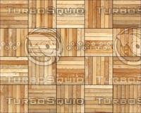 wood tiles floor