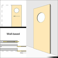 Door Sliding Single 00635se