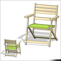 Seating Folding Chair 00857se