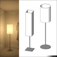 Lamp Floor 00869se