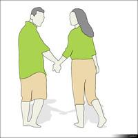 Character Couple 00876se