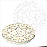 Manhole Cover 00895se