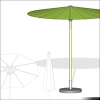Beach Umbrella 00926se