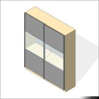 Cabinet Closet 00977se
