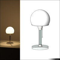Lamp Table 00986se