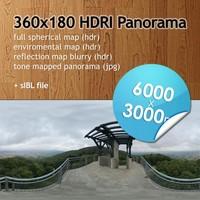 Hi Res Spherical HDRI map [P026] [6000x3000px]