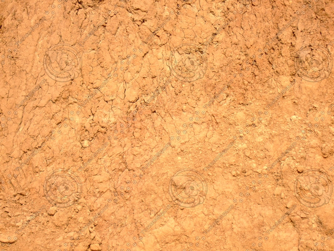 Texture jpg yellow soil earth for Earth soil layers