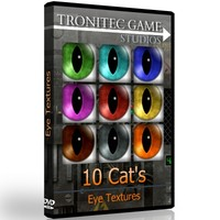 10 Cats Eye Textures
