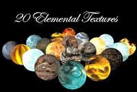 20 Elemental Textures